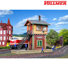 Vollmer 45731 H0 Stellwerk Moosbach ++ NEU & OVP ++