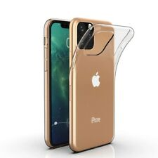 Quality Mobile Case For iPhone 11 Pro Slim Soft Crystal Clear Protective Cover