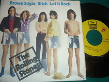 the rolling stones brown sugar  45t