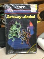"""Sealed Colecovision """"Gateway to Apshai"""" Game New"""