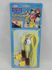 GAME LINK CABLE Pokémon Pikachu pour Nintendo Game Boy Neuf jamais ouvert !!