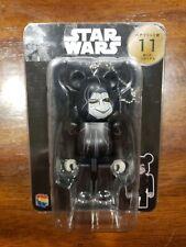 TOY Star Wars Be@rbrick Bearbrick  Happy Kuji #11 Emperor Palpatine USA Seller