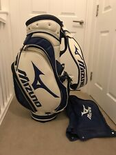 Mizuno Tour Bag - Good Condition. + Rain Hood & Original Strap.