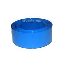 Flat Width 150MM Φ95MM PVC Heat Shrink Tubing Wrap (Red/Black/Blue)