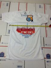 Champion System Womens Tech T Shirt Size Medium M Cs Tech Nyc Tri (4850-54)