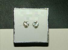 Glass Rhinestone Fashion Earrings