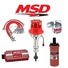 MSD 90201 Ignition Kit Digital 6A/Distributor/Wires/Coil Ford 289/302 Small Cap