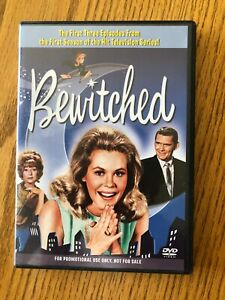 Bewitched - First Season (DVD, 2005, 4-Disc Set, Colorized) 1964 First 3 Episode