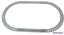 LEGO® Eisenbahn Schienenkreis  16x gebogne  16x Flex  4 x gerade Schienen