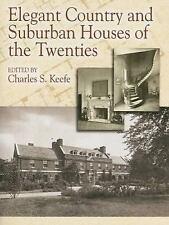 Elegant Country and Suburban Houses of the Twenties, Design & Construction, Gene