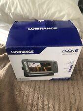 New listing Lowrance Hook2 7 Chirp Gps Chartplotter Fishfinder & Tripleshot & Us Nav+ Maps