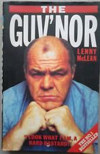 The Guv'nor by Lenny McLean, Peter Gerrard (Hardback, 1998)