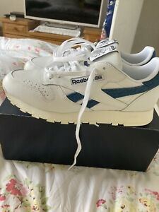mens reebok classic trainers size 9 new