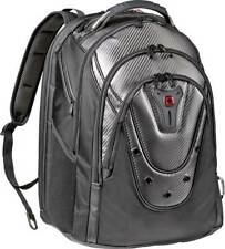 """Wenger Ibex 125th 17"""" Carbon Fibre Anniversary Notebook Rucksack Laptop Backpack"""