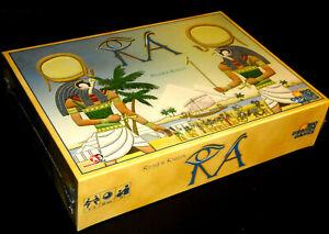 RA Board Game — Reiner Knizia / Rio Grande Games — New! — RARE & OUT OF PRINT!