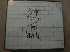 PINK FLOYD The Wall, 2 CD /BigBox/1979/26 Songs/Made In The UK
