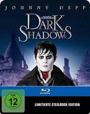 Dark Shadows Limitierte Steelbook Edition auf Blu Ray NEU+OVP