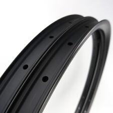 "LAST Stock 35mm Wide Carbon 27.5"" 650B Mountain MTB Rim Clincher 1PAIR (2PCS)"