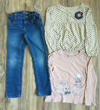 Girls Clothing Lot BabyGap Crazy 8 Tops Bunny Skinny Jeans Sz 5 Easter