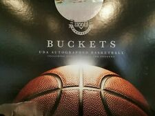 2019 Upper Deck UDA Buckets Signed Auto Basketball Factory Sealed Box