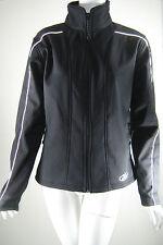 BLACK DIAMOND Black Zip Front Ski Jacket Coat Size Large