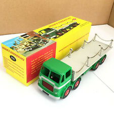 1 43 Atlas Dinky Toys Dinky SUPERTOYS 935 Leyland Octopus Flat Truck With Chains
