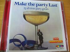 JAMES LAST MAKE THE PARTY LAST 25 ALL TIME PARTY GREATS CD MINT-