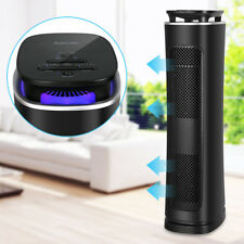 Sancusto Air Cleaner Hepa Filter Air Purifier Led Mosquito Trap Smoke Removal