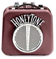Danelectro Honeytone Mini-Amp Burgundy Guitar Amplifier