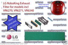LG RoboKing Robot Vacuum Exhaust Filter Part MDJ62305402 NEW - GENUINE IN STOCK