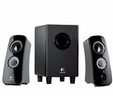 Logitech Z323 2.1 PC Speakers and Subwoofer 30 Watt with RCA & 3.5mm - NEW