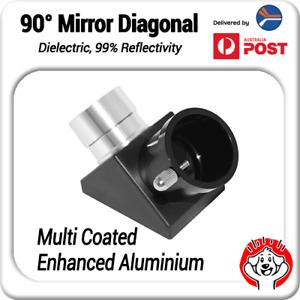 Diagonal (90° / 90 Degree) Mirror Diagonal (1.25″) for Telescope
