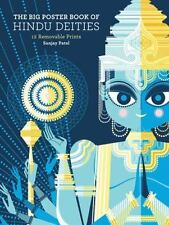 The Big Poster Book of Hindu Deities: 12 Removable Prints, , Patel, Sanjay, Very