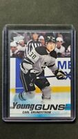 2019-20 Upper Deck Series 2 Carl Grundstrom Young Guns #484