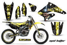 Suzuki RMZ 250 Graphic Kit AMR Racing # Plates Decal Sticker RMZ250 04-06 MH YB