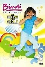 Bindi - Kidfitness With Steve Irwin And The Crocmen (DVD, 2006)