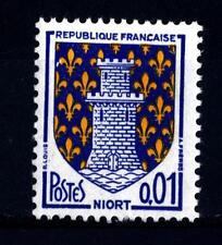 FRANCE - FRANCIA - 1964 - Stemma di Niort
