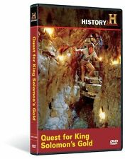 NEW Digging for the Truth - Quest for King Solomon's Gold (DVD, 2008)