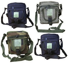 Army Combat Travel Shoulder Zip Pouch Bum Day Pack Bag Waist Belt Camera Money