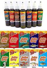 Top Secret Amino Spray 50ml, Beissverstärker Lockstoff Angeln,Lockmittel Forelle