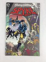 Spyke Heavy Hitters July Vol 1 No 1 1993 Comic Book Epic Comics