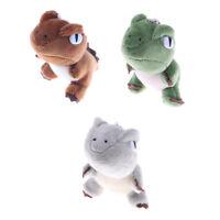 Kids 10cm Kawaii Dinosaur Plush Toys Stuffed Animals Toy Gift Pendant KeychaJB