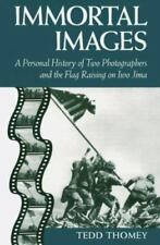 Immortal Images: A Personal History of Two Photographers and the Flag-ExLibrary