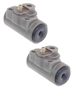 🔥ACDelco 18E292 Pair Set of 2 Rear Drum Brake Wheel Cylinders For Chevy GMC🔥