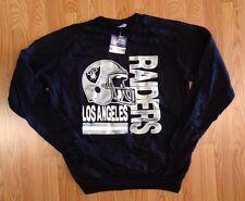 Vintage NWT Deadstock Los Angeles Raiders Garan Crewneck Sweatshirt Eazy E NWA