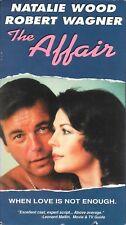 The Affair (VHS) Natalie Wood, Robert Wagner 1973