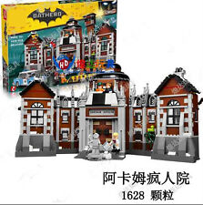 "Super hero The Batman Movie ""Arkham Asylum"" Building Toys Blocks 07055"