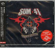 SUM 41-13 VOICES-JAPAN CD F04