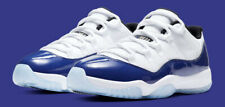 NIKE AIR JORDAN 11 RETRO LOW WHITE CONCORD US SIZE 11.5 WOMEN 10 MENS AH7860-100