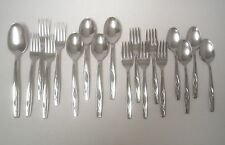 WHISPERING LEAVES / AUTUMN LEAF Rogers Cutlery International Silver Flatware Lot